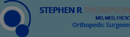 Stephen R Thompson